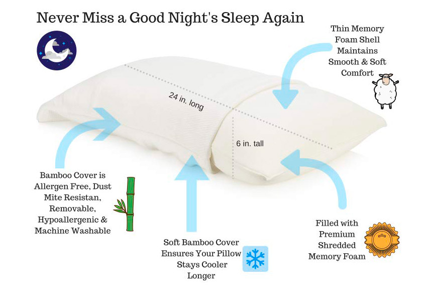 Bamboo Pillow Benefits