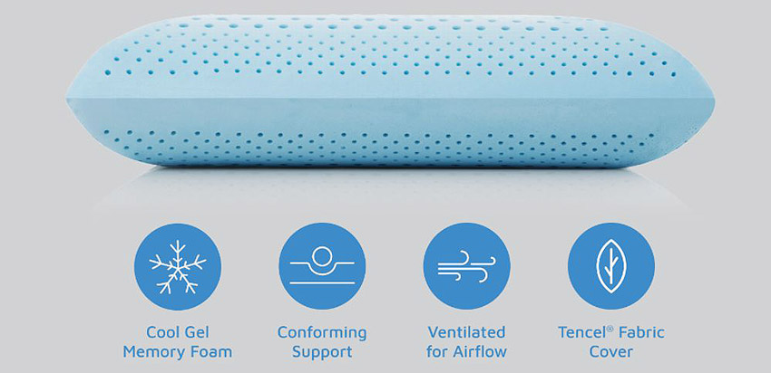 Cooling Pillow Features