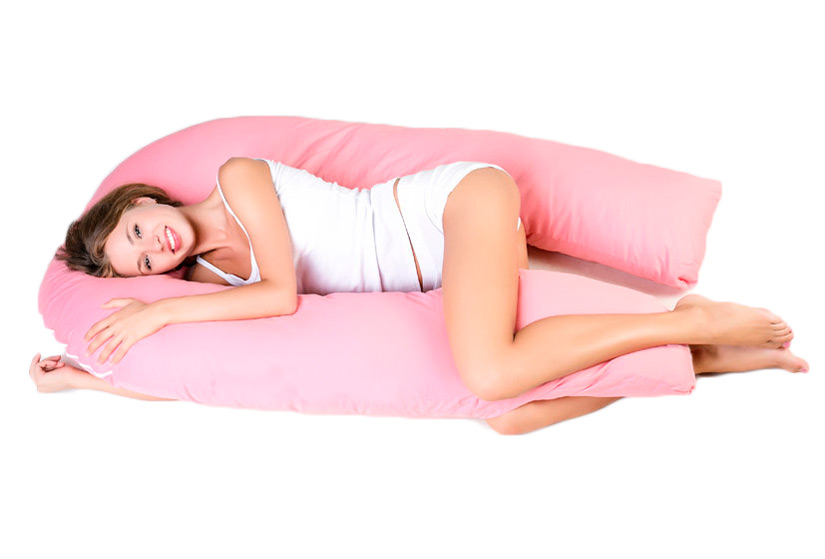 Comfort 9 and 12 Feet Big U-Pillow Maternity//pregnancy//Specai Full Body Support