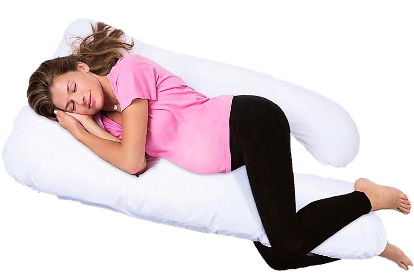U-shaped pillow